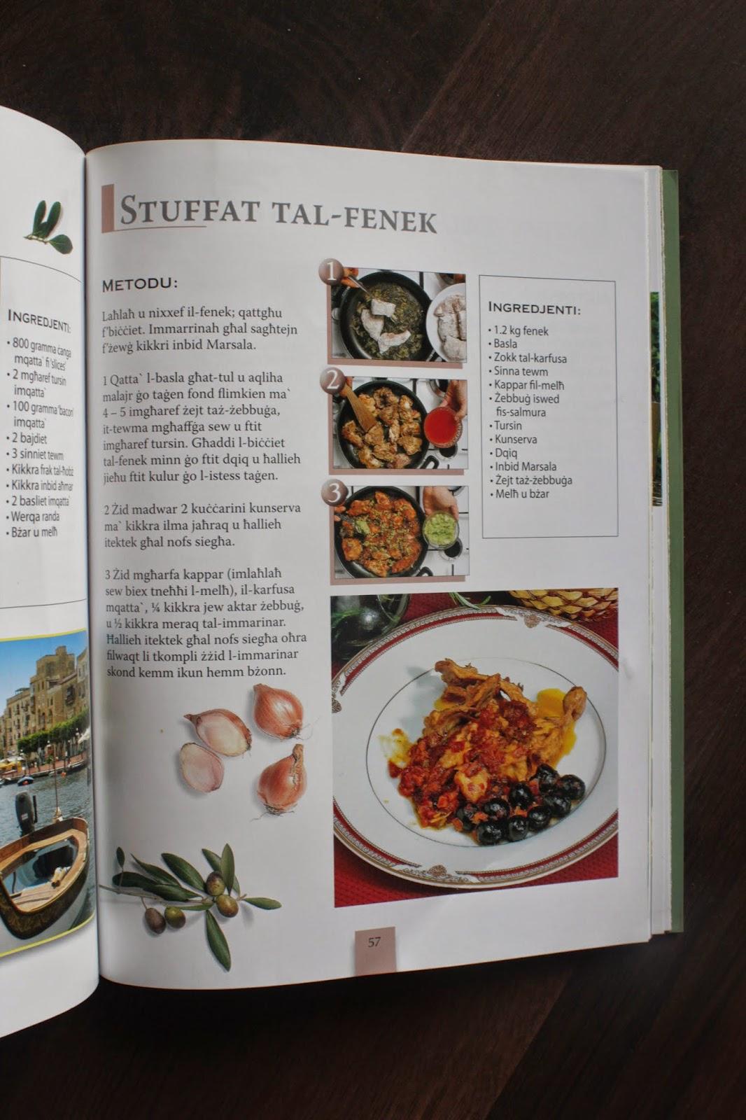 kuchnia świata, potrawka z królika -Stuffat tal-fenek, maltańska kuchnia, Malta, kuchnie świata, królik