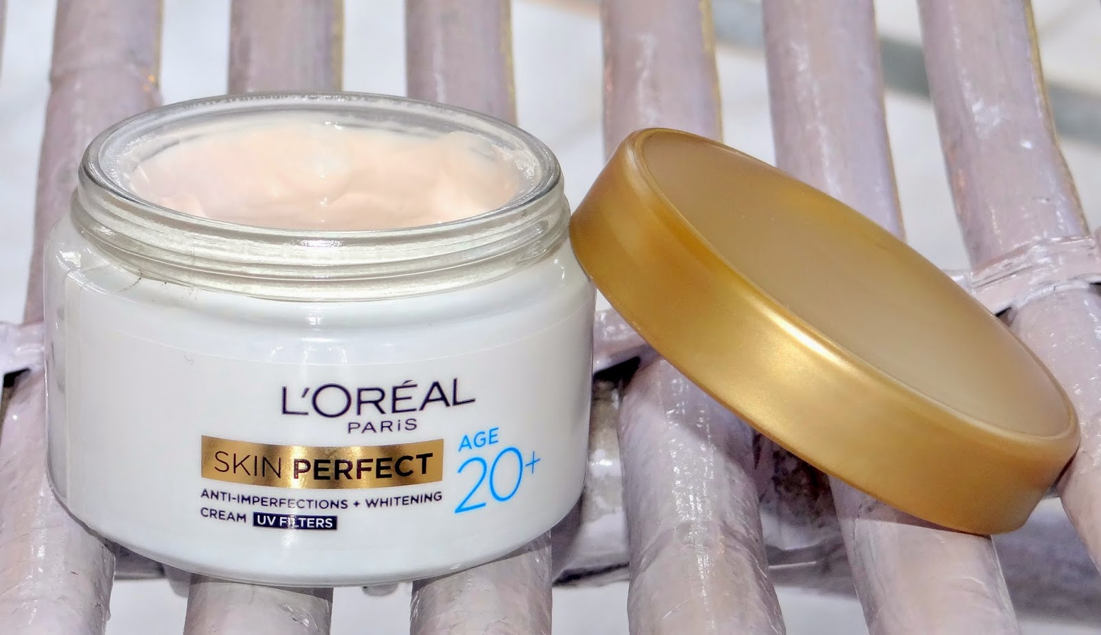 L'Oreal Paris Skin perfect Anti-Imperfections Plus cream for 20+ review
