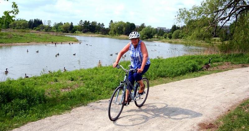 Kitchener Ontario Bike Trails