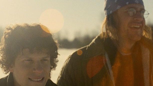 Jason Segel Jesse Eisenberg | The End of the Tour