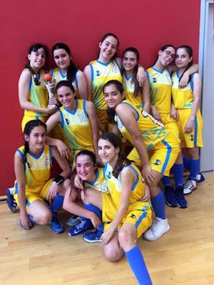 Baloncesto Aranjuez Villa de Aranjuez