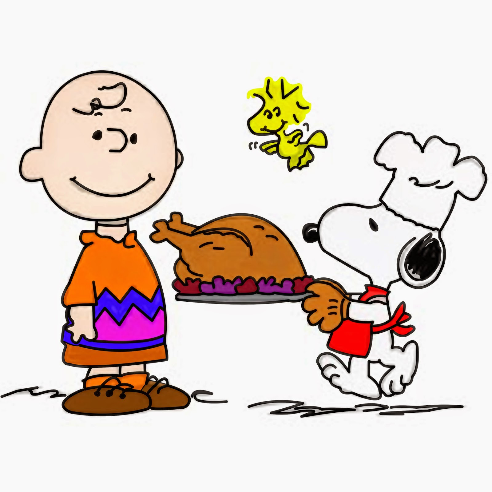 The Holiday Site: Charlie Brown Christmas Clip Art and Coloring Pages