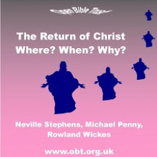 """THE RETURN OF CHRIST"" DVD CONFERENCE WITH NEVILLE STEPHENS"