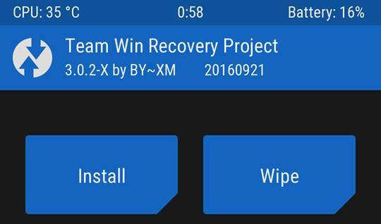 Cara install ZCX TWRP + ROOT Xiaomi MI5 | MI5S | MI5S Plus
