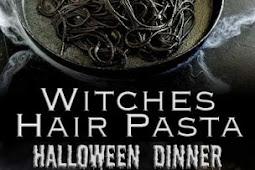 Witches Hair Pasta Recipe
