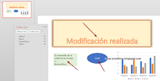 VBA: Rellenar objetos en Power Point desde celdas de Excel