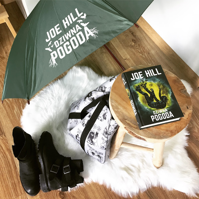 Dziwna pogoda - Joe Hill