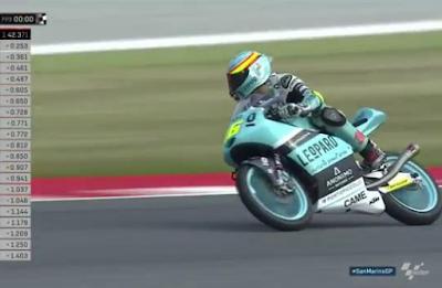 Hasil Lengkap Latihan Bebas 3 Moto3 Misano, San Marino 2016
