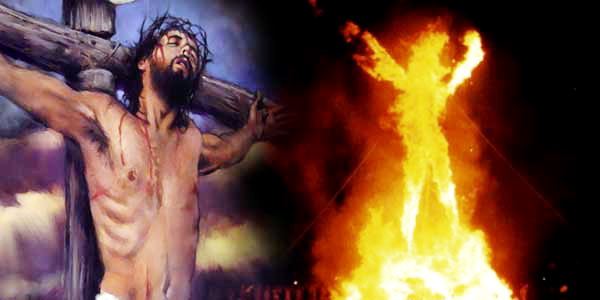Keluhan Yesus Ketika Disalib VS Keikhlasan Ibrahim