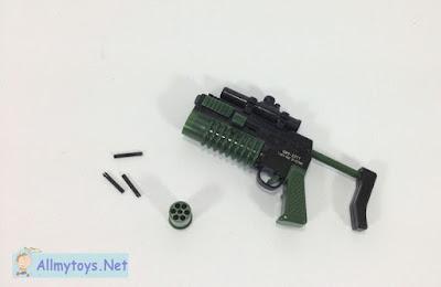 Grenade Launcher Toy Gun 2