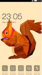 Tema Xiaomi Redmi 5A / Note 5A Terbaik - tupai
