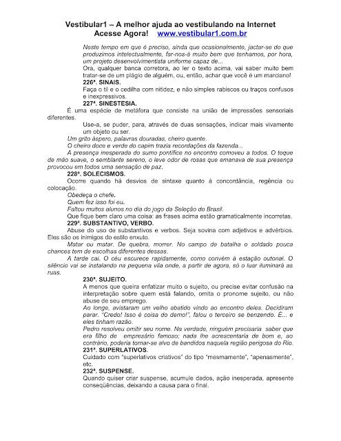 tecnicas de redação para concurso pdf