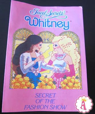 "Книга о барби Secret of the Fashion Show (""Тайна модного показа"")"