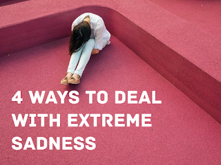 How to deal with sadness