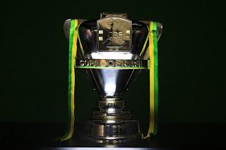 Veja como ficou o ranking da CBF e como será a Copa do Brasil em 2017