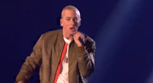 c504454249 The 2013 MTV European Music Awards went down earlier today at the Ziggo  Dome in Amsterdam. Eminem took home two trophies. The Shady Records CEO won  the ...