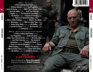 Coriolanus Song - Coriolanus Music - Coriolanus Soundtrack