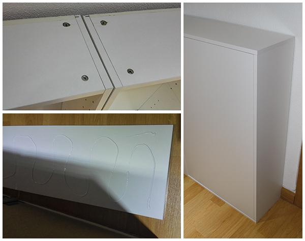 La neurona del manitas zapatero con un mueble de cocina for Muebles de cocina ikea medidas