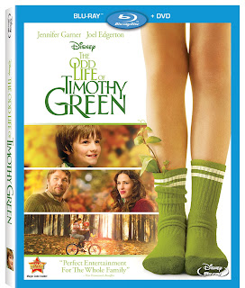 Blu-ray Review  - The Odd Life of Timothy Green