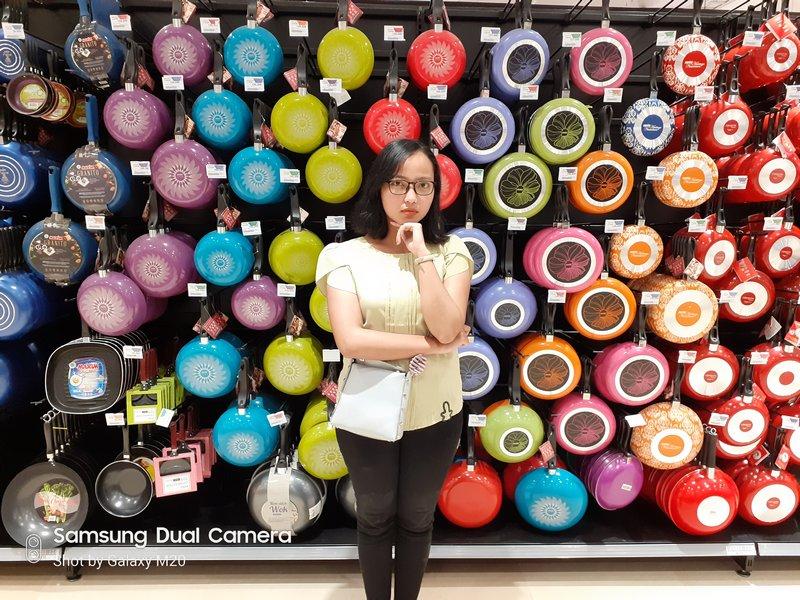 Hasil Foto Kamera Samsung Galaxy M20