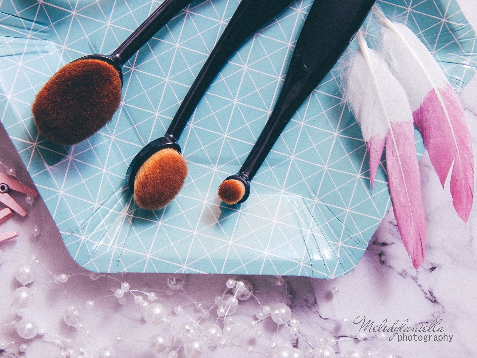 2 clavier gąbka do makijażu blending sponge szczoteczka do aplikacji cieni bazy korektora rozświetlacza bronzera silikonowa gąbeczka do makijażu czym się malować akcesoria kosmetyczne pędzle do makijażu gąbki