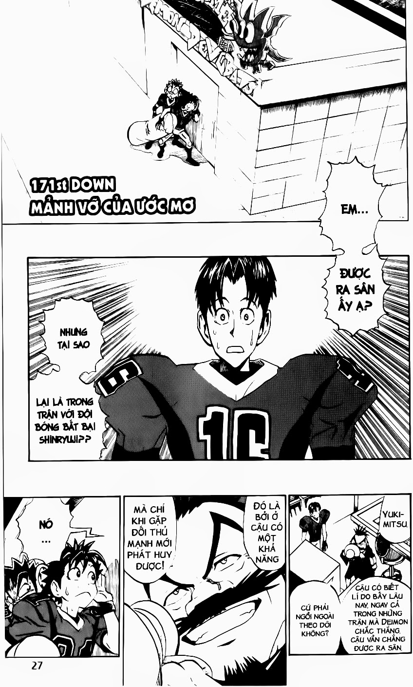 Eyeshield 21 chapter 171 trang 2
