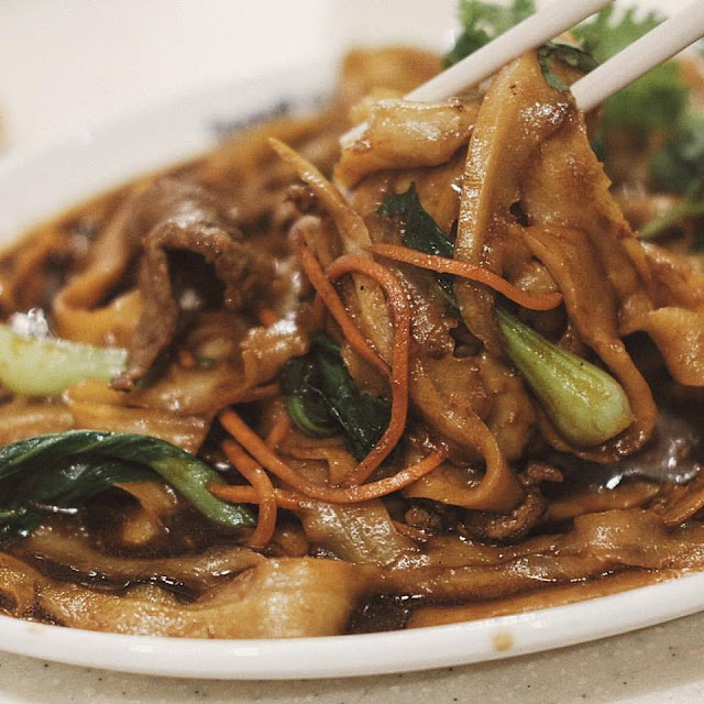Beef Chow Mian