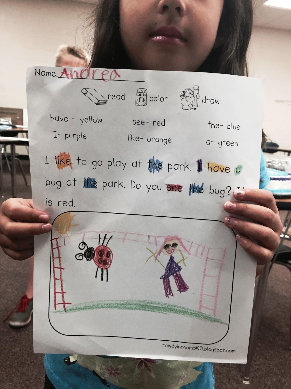 Kindergarten Rocks Summer School Happenings