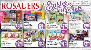 ⭐ Rosauers Ad 4/24/19 ✅ Rosauers Weekly Ad April 24 2019