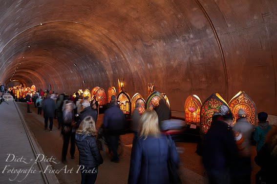 INFULA - Iffelenzauber im Tunnel vom 29.11.- 01.12.2019