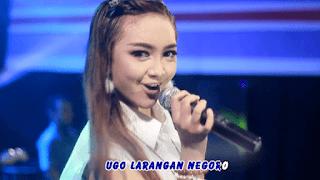 Lirik Lagu Linak Litu Linggo Lico - Jihan Audy