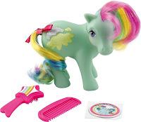 My Little Pony 35th Anniversary G1 Sunlight
