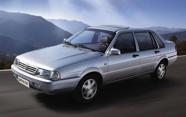 Volkswagen Santana 2000