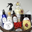 DIY Spa Pamper Gift Basket