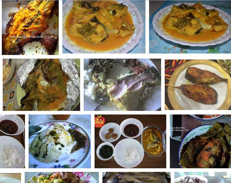 Resep Masak Ikan Patin Pinggan Sederhana