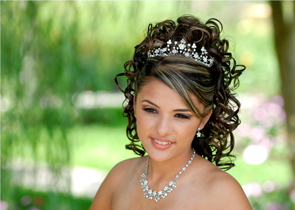 25 Quinceanera Hairstyles For Girls Hairstylo