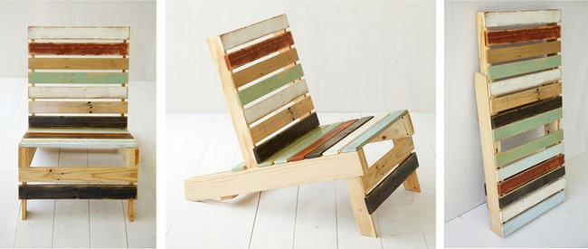 50 DIY Pallet Chairs Ideas That Can Improve Your New Home