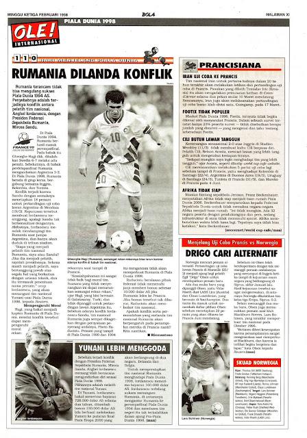 RUMANIA DILANDA KONFLIK
