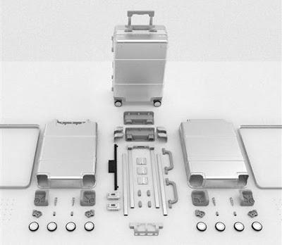 Xiaomi Merilis Koper Pintar Terbuat Dari Bahan Magnesium Alloy