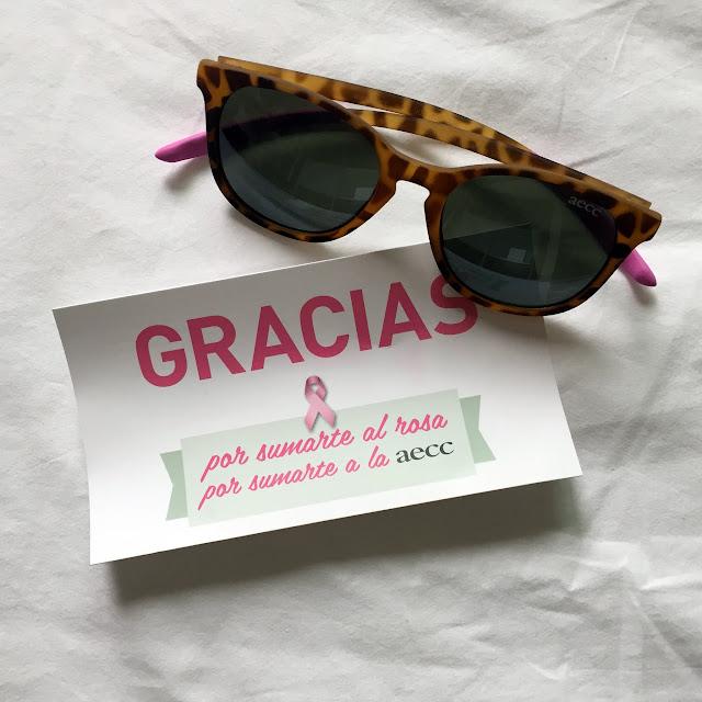 Las gafas de AECC