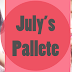 July's Palete