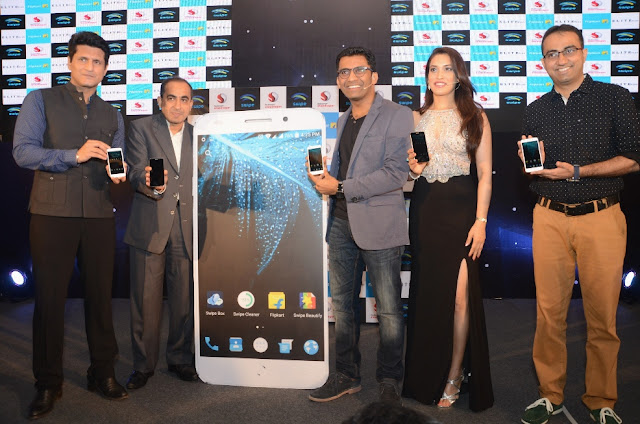 Swipe launches Elite Plus smartphone with 5 inch FHD display, Qualcomm processor in India for Rs. 6999
