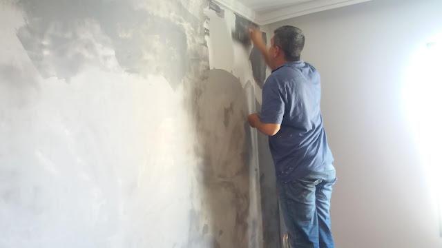 Efeito para paredes suvinil