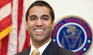 FCC Head Ajit Pai: Killing Net Neutrality Will Set the Internet Free