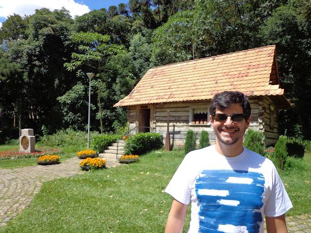 Bosque do Papa - Curitiba - Paraná - Brasil