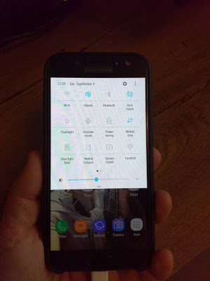 Samsung J5 (2017) display