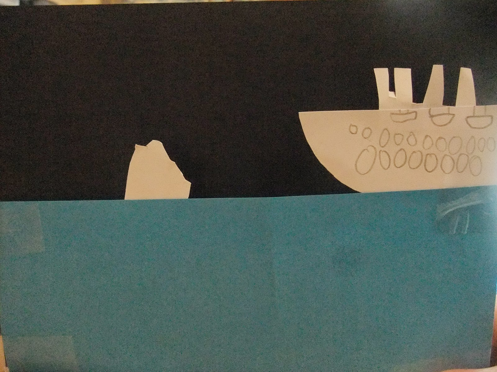 The Accidental Home Educator Our Project On Rms Titanic