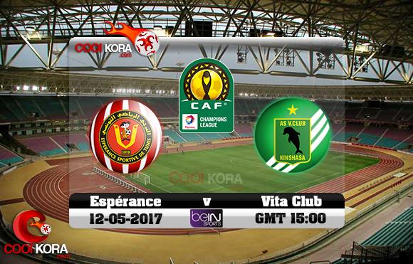 مشاهدة مباراة الترجي وفيتا كلوب اليوم 12-5-2017 دوري أبطال أفريقيا