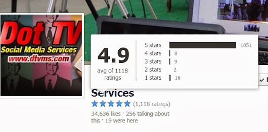 How to get 5 Star Facebook Reviews and Ratings