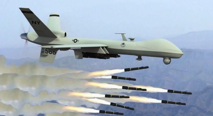 Pemerintah Rencanakan Beli Drone dari China yang Bisa Jatuhkan Bom